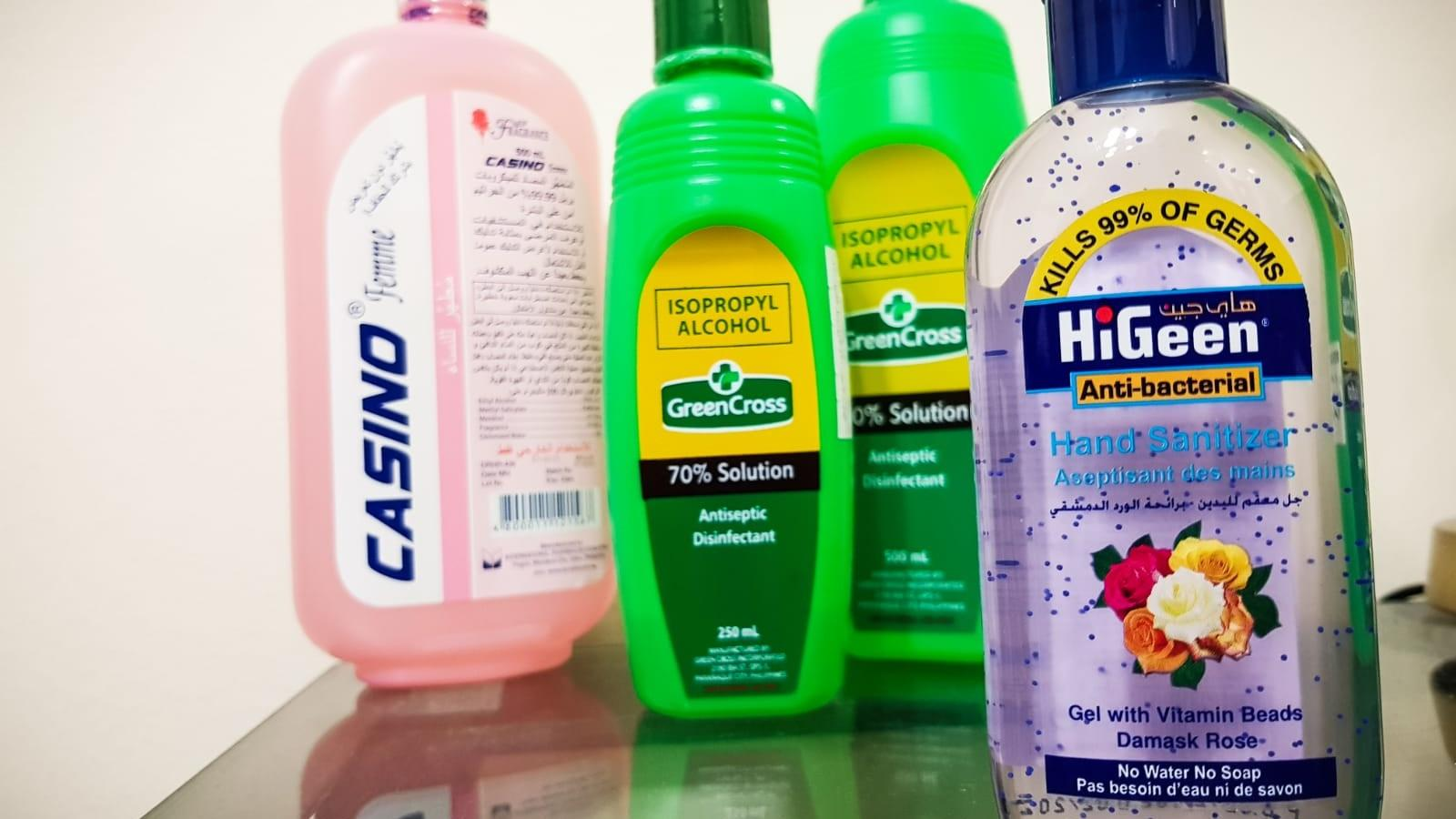 MoCI takes measures to control prices of hand sanitizers, wipes, and soaps