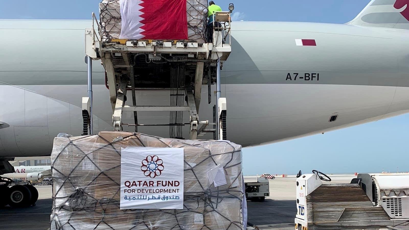 Qatar sends second batch of medical aid to Iran