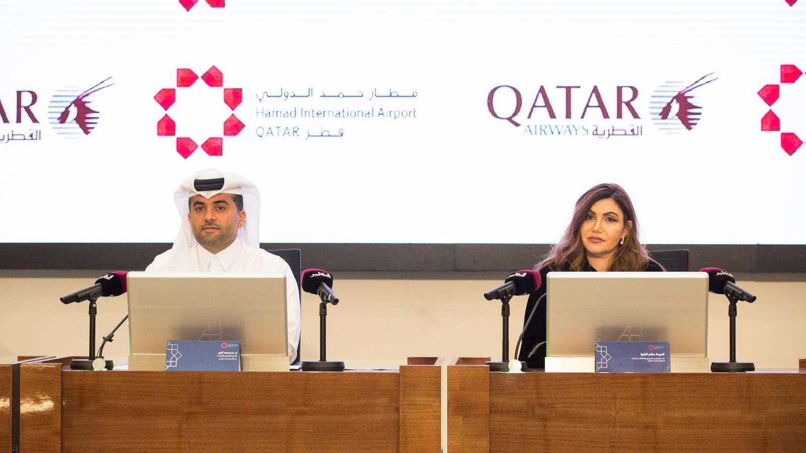 Qatar Airways and HIA announce additional measures to combat COVID-19