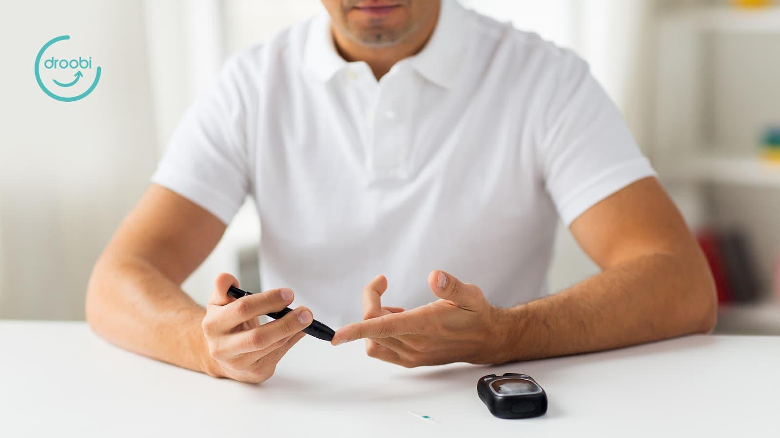 Droobi offers digital therapeutic solutions for diabetics, minimizing risk of COVID-19