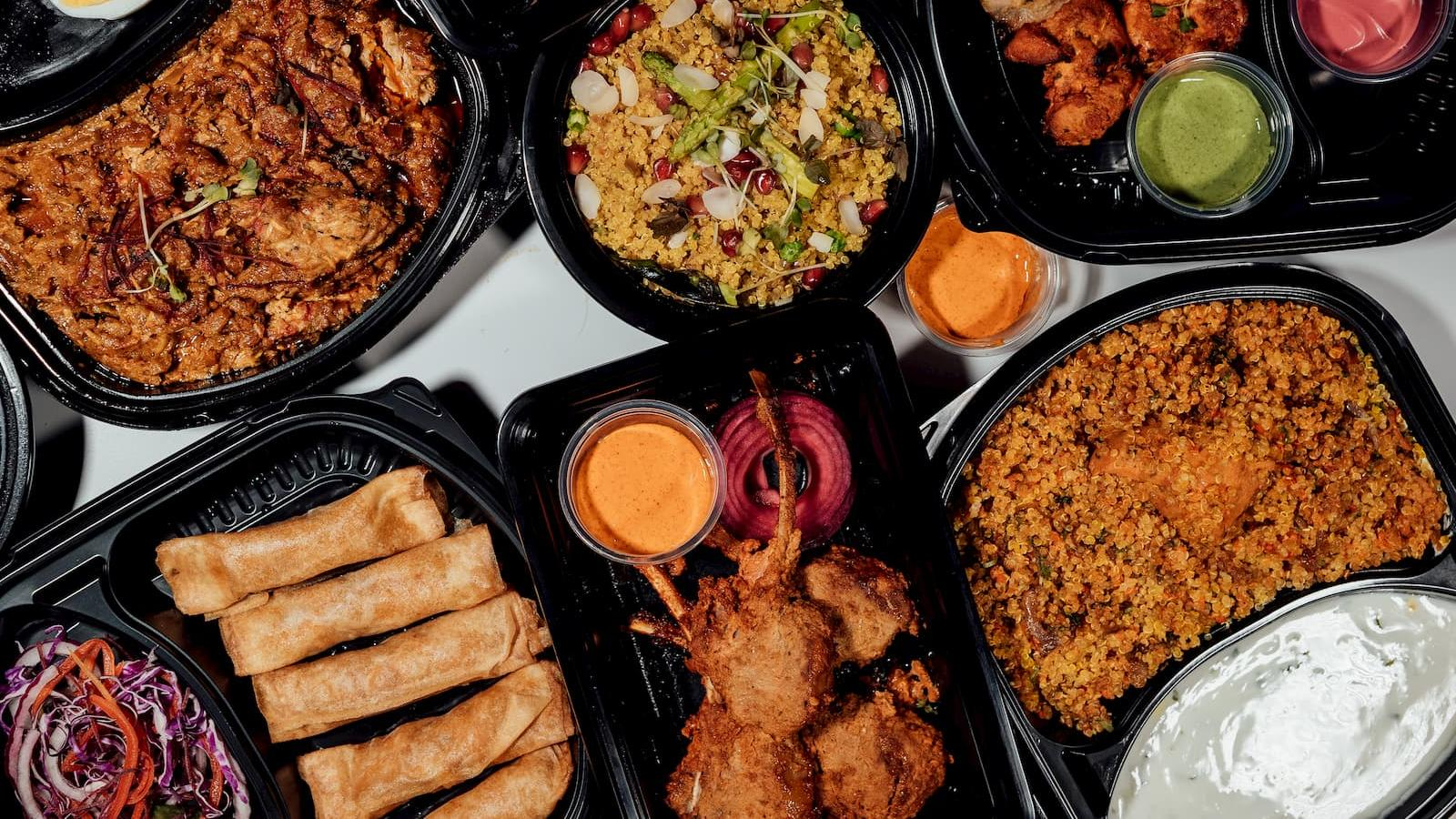 Enjoy scrumptious Indian food with delivery from The Curry House