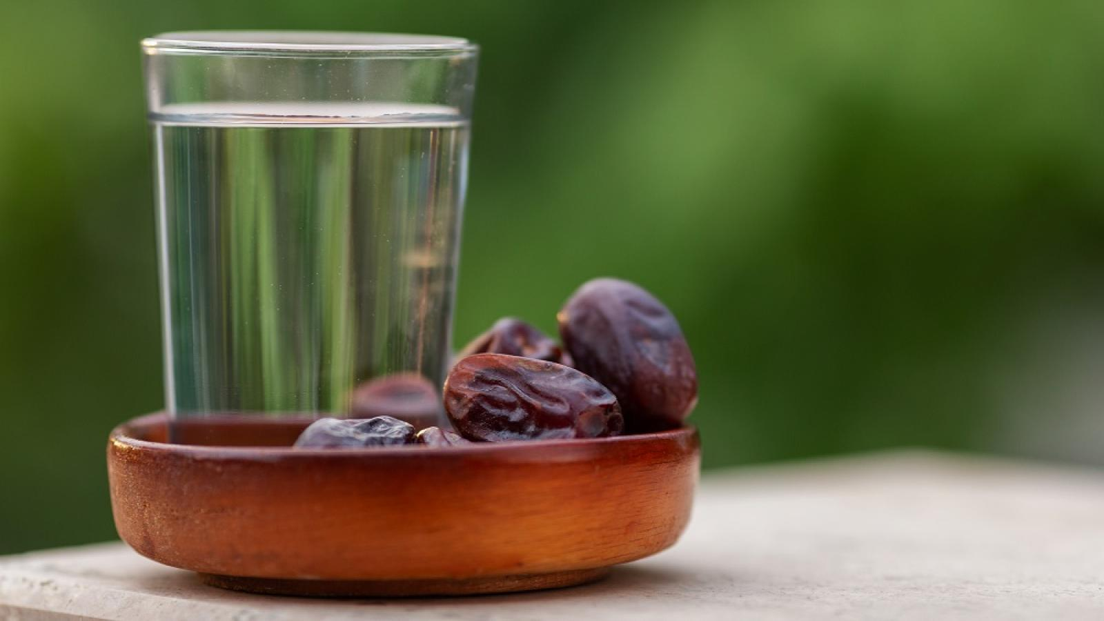 How to stay hydrated during the holy month of Ramadan
