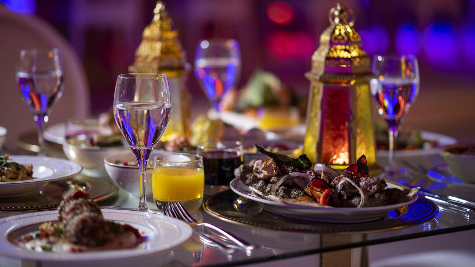 Sheraton Grand Doha Resort & Convention Hotel has got you covered this Eid Al-Fitr