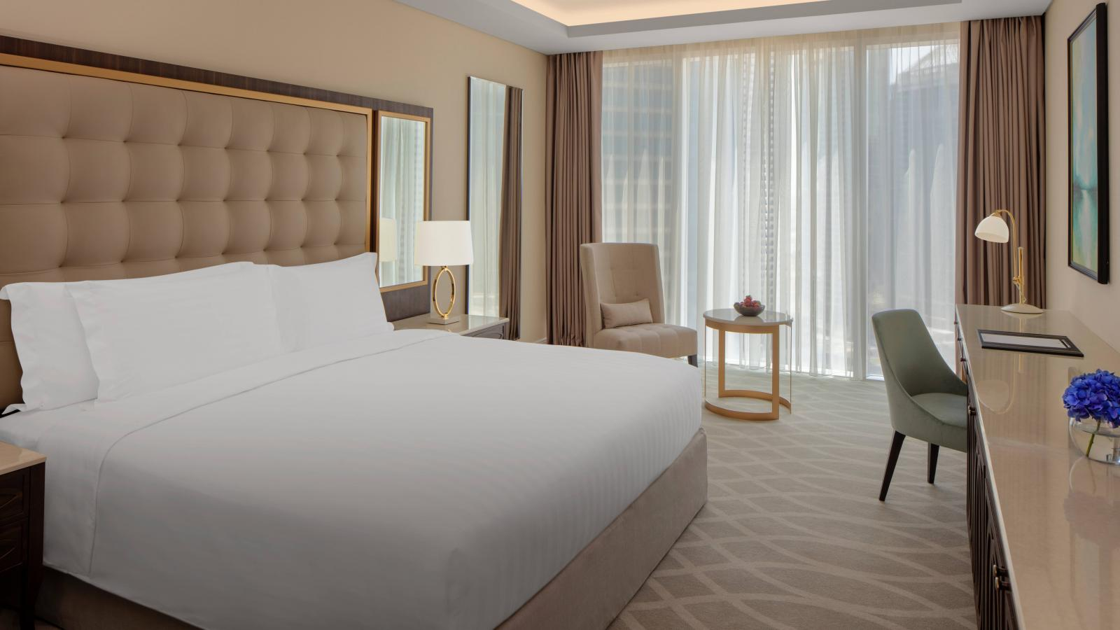 Celebtare Eid Al-Fitr with Dusit Doha Hotel's staycation offers