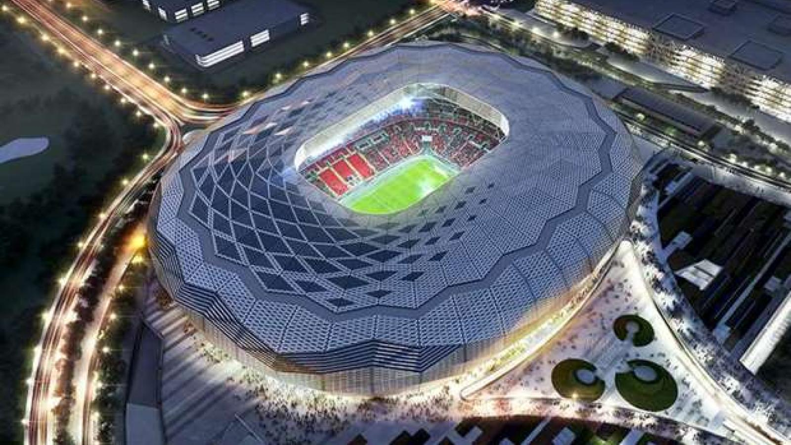 Qatar completed Education City Stadium for 2022 FIFA World Cup