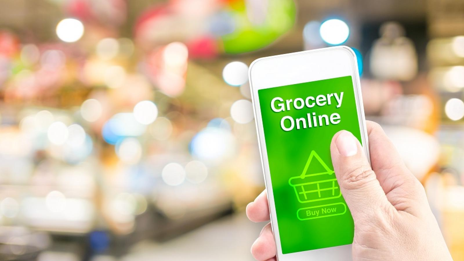 Get your groceries delivered to your doorstep