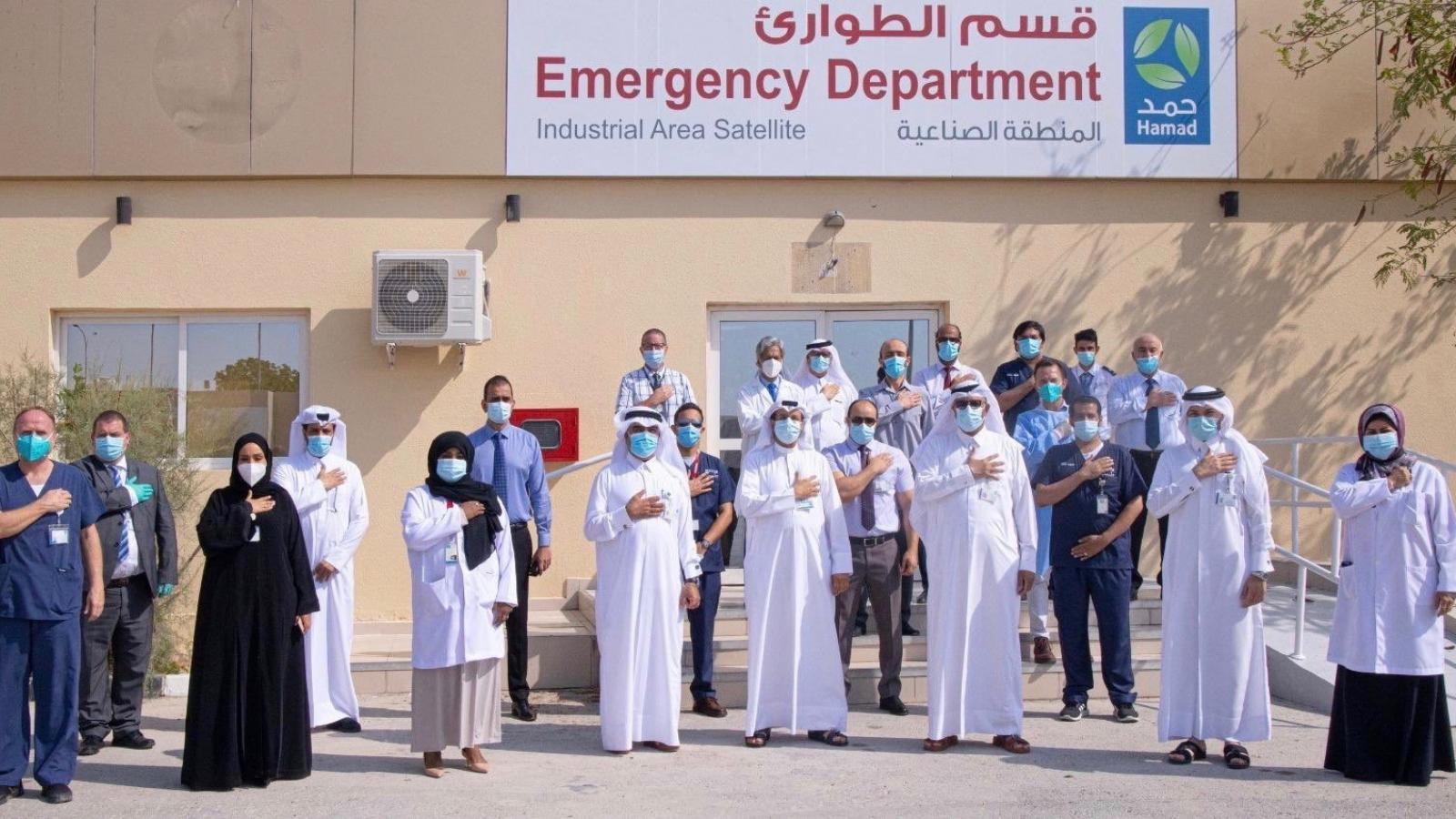 New emergency medical center opens in Industrial Area