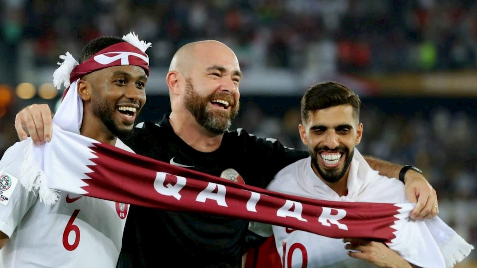 Qatar's Asian Cup-winning coach Felix Sanchez nominated among greatest AFC Asian Cup coaches