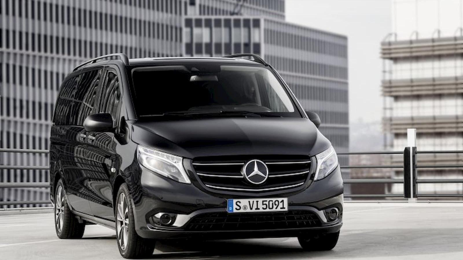 NBK Automobiles brings multipurpose Mercedes-Benz Vito Tourer to Qatar