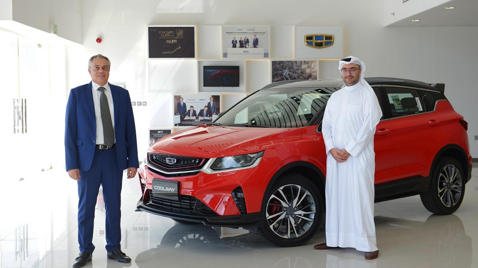 WATCH: Jaidah Group opens first-ever Geely Auto showroom in Qatar