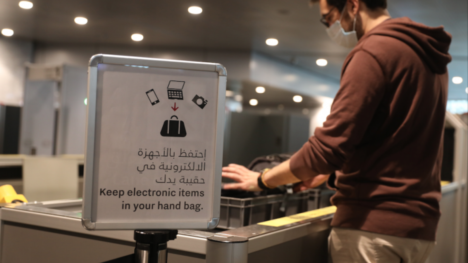 WATCH: HIA's latest technology allows electronic items to remain in hand baggage during screening