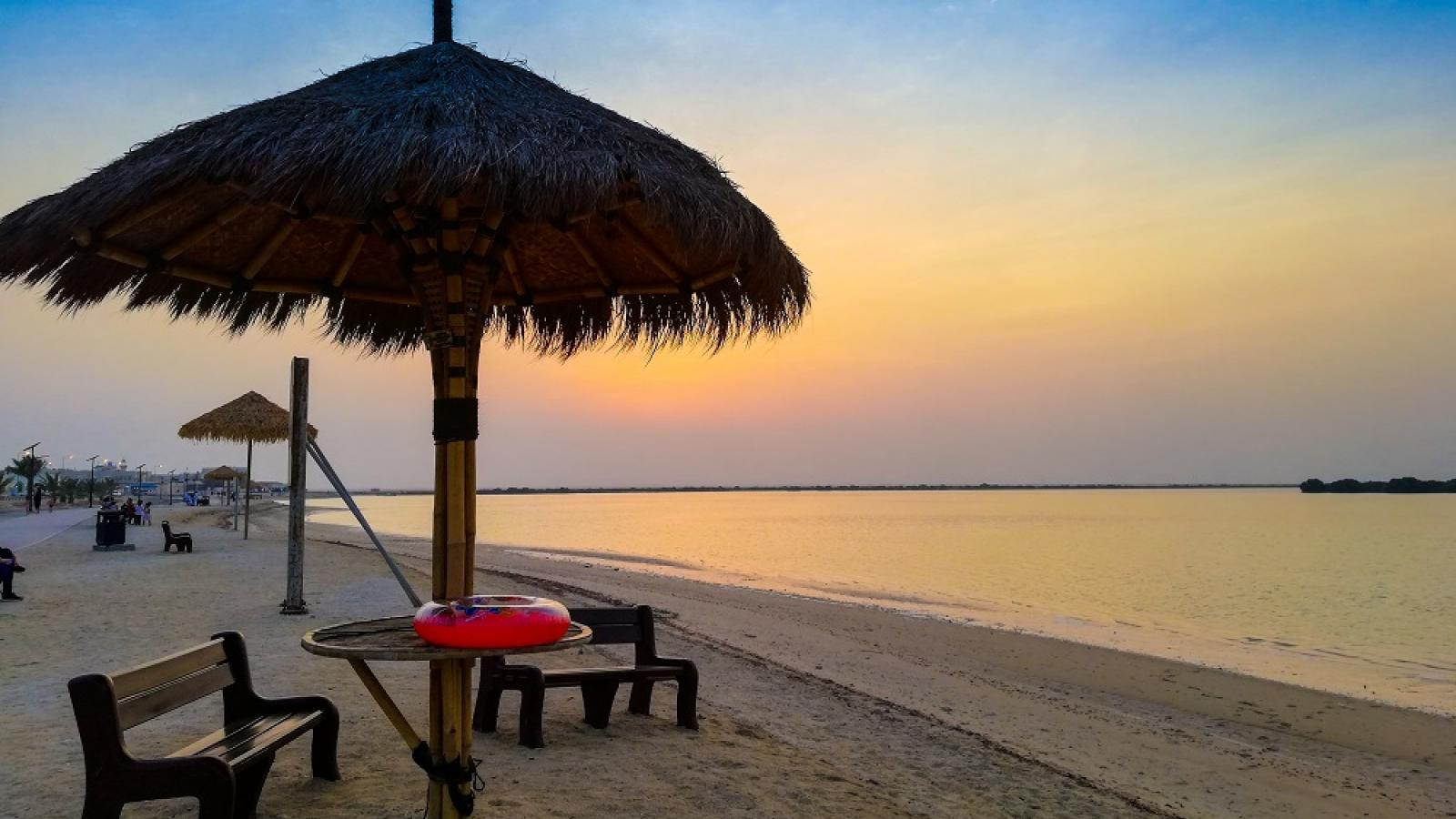 Five beaches in Qatar you can visit in Qatar