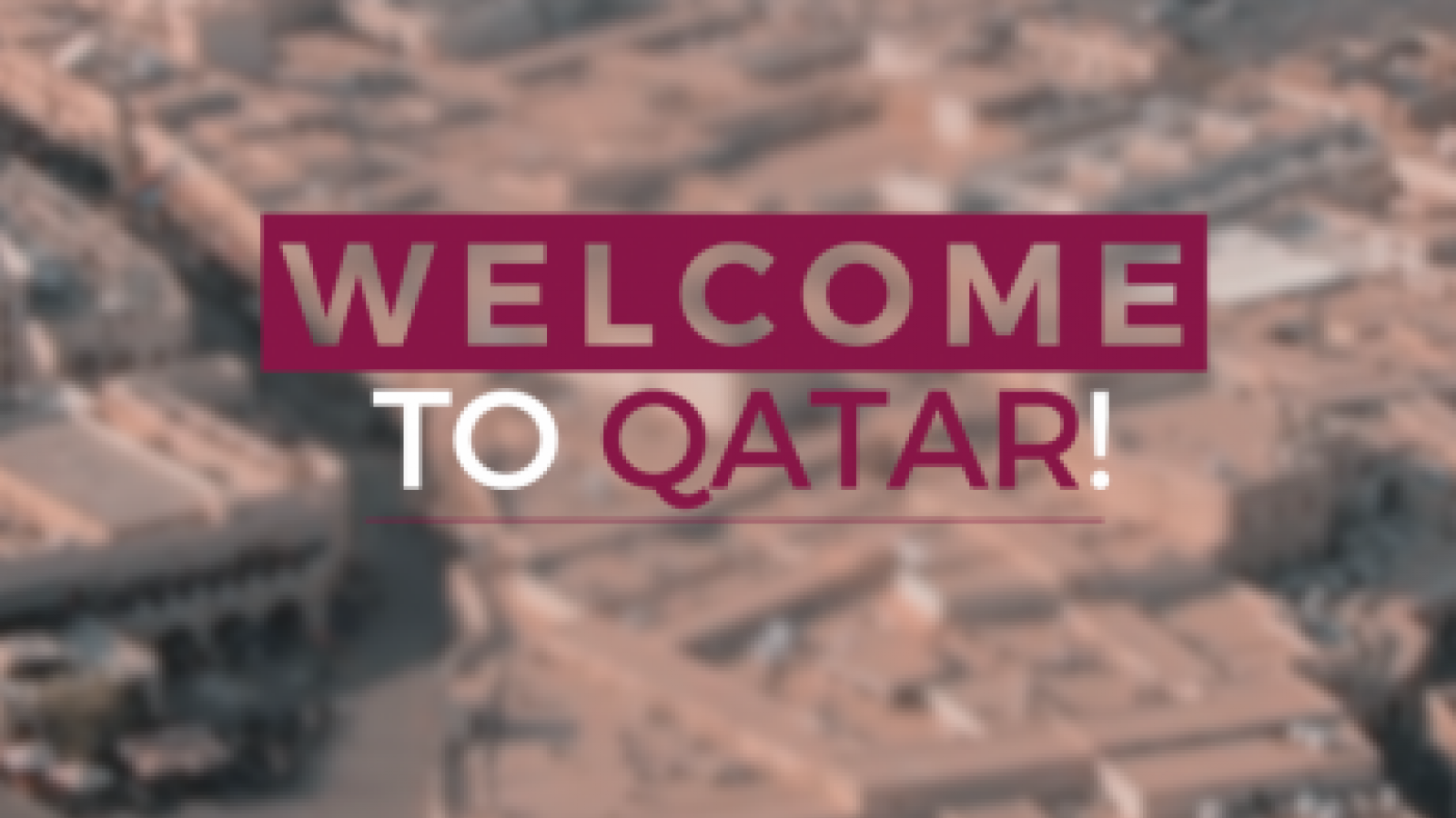 WATCH: Welcome to Qatar - Souq Waqif