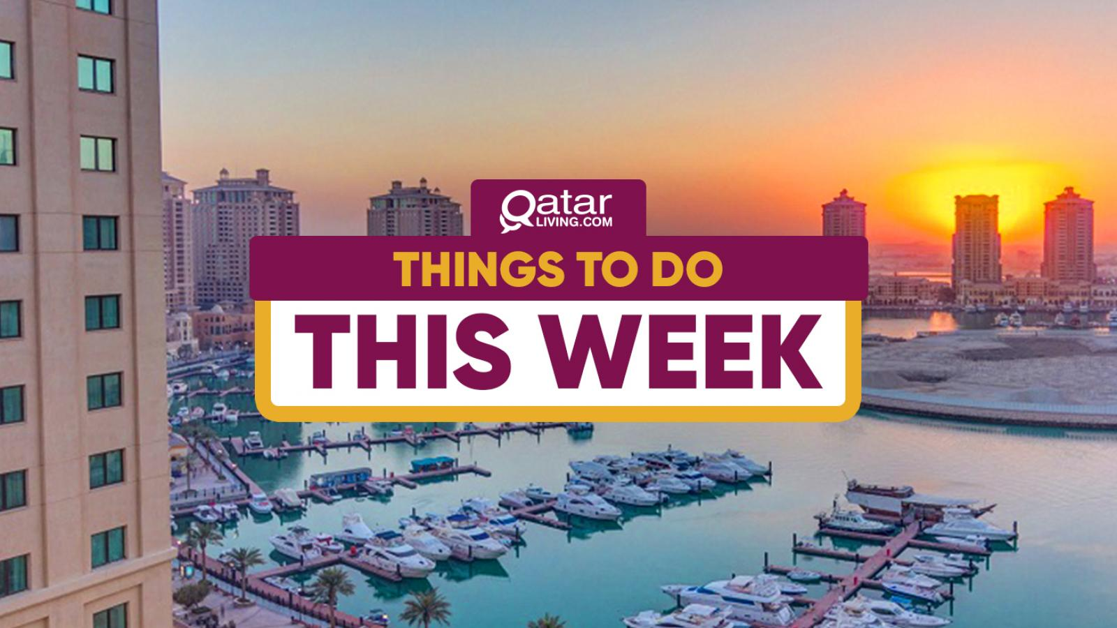 Five things to do in Qatar this week: August 23-29