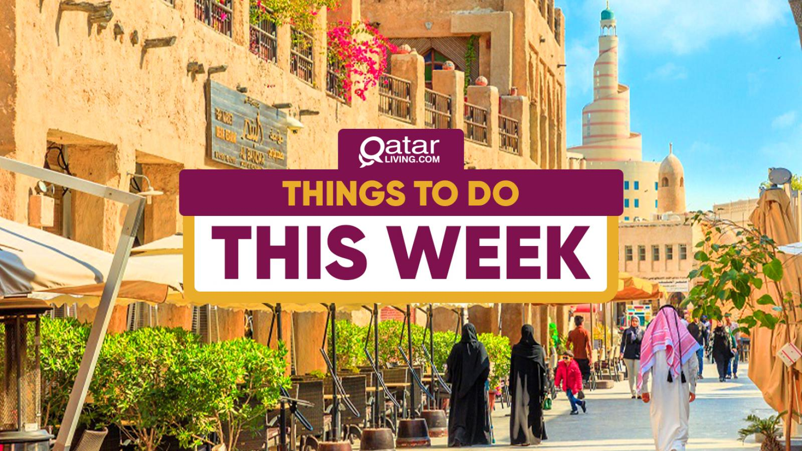 Five things to do in Qatar this week: August 30 to September 5