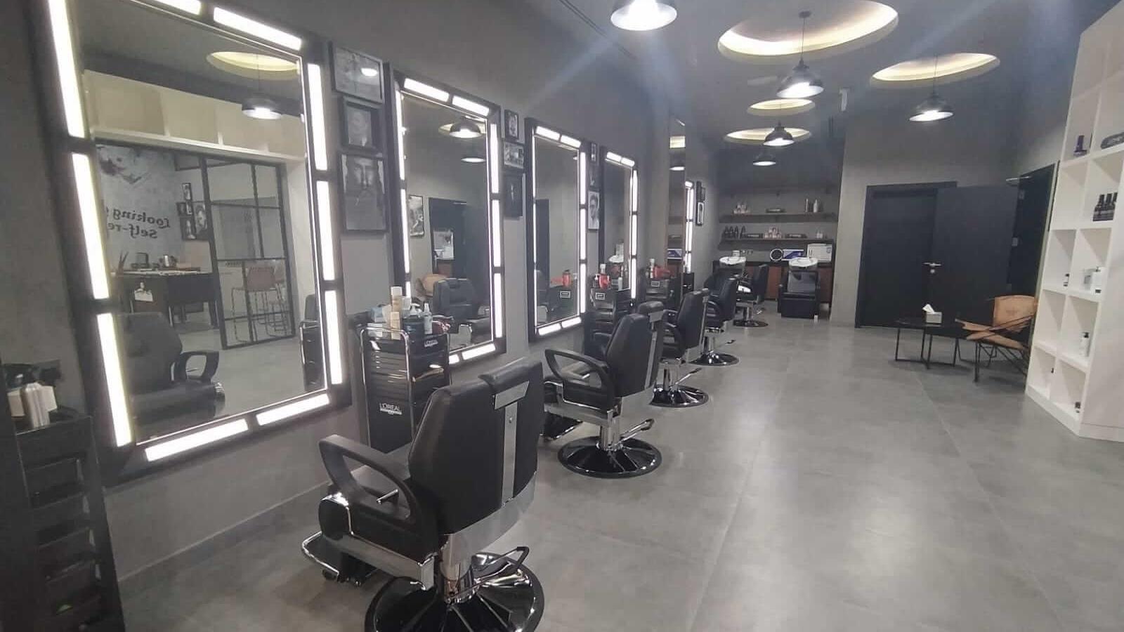 Le Coiffeur - A high end Gentleman's Barber Shop