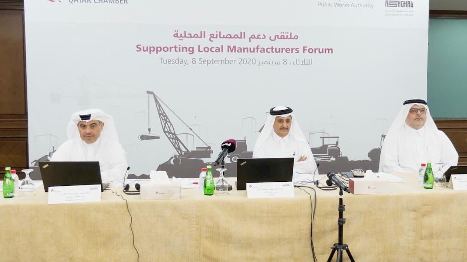 Ashghal to use local products worth QR25.6 billion over next five years