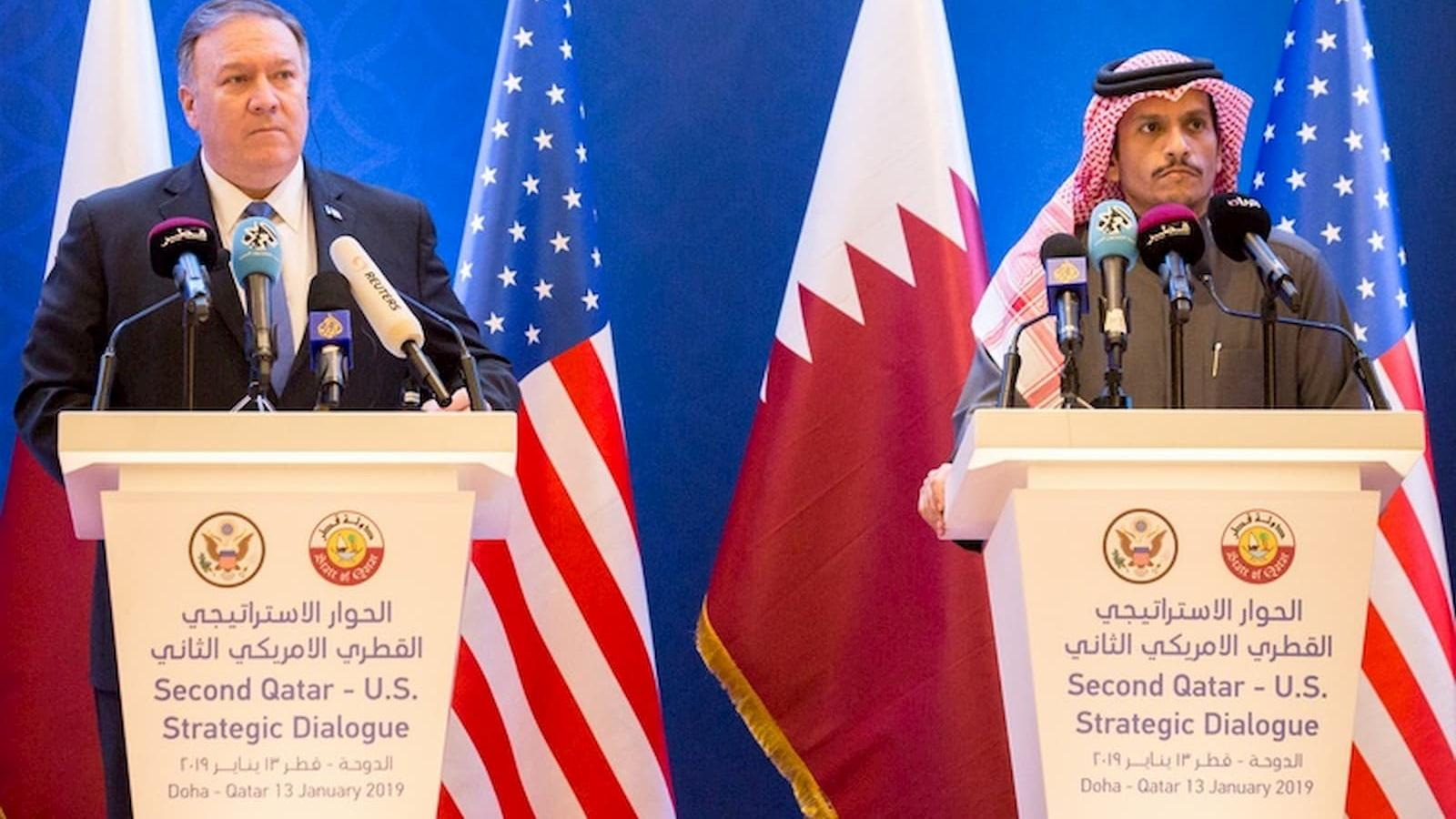 Third Qatar-US Strategic Dialogue to begin in Washington today