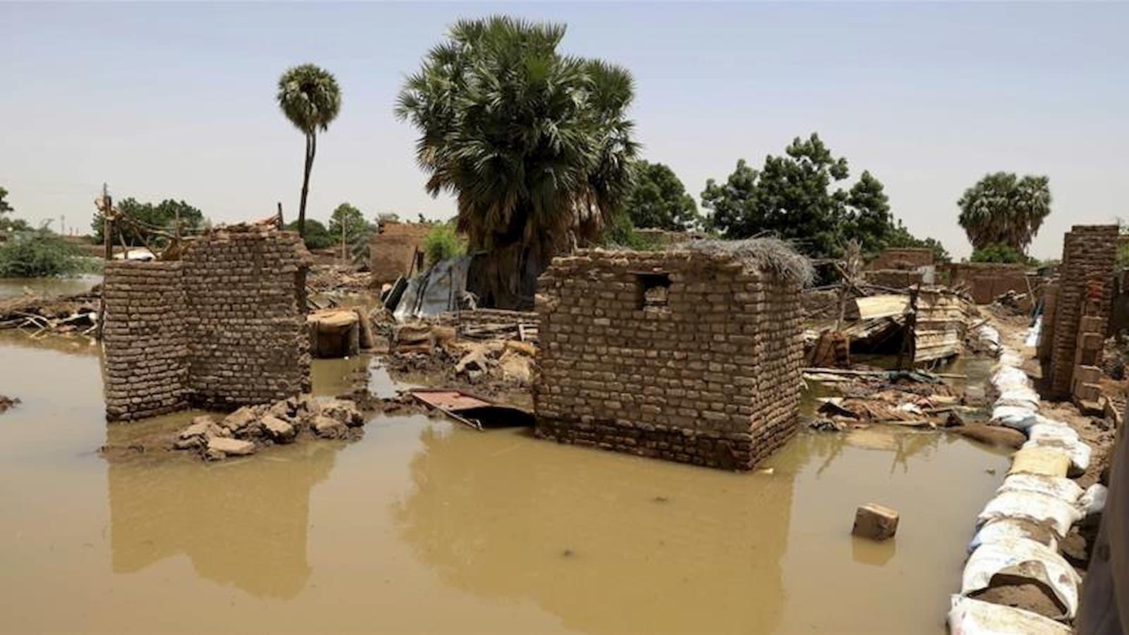 Some donation campaigns in Qatar for Sudan