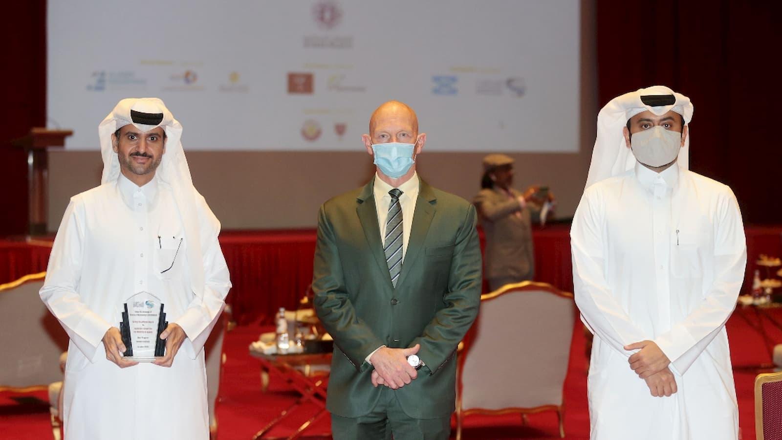 Qatar 2022 organizers get prestigious safety award for Workers' Welfare program