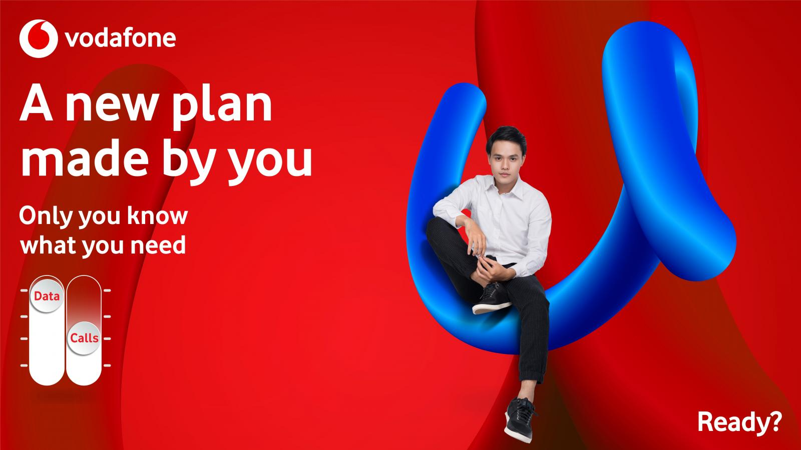Vodafone's new U-Plans offers wide range of benefits with great flexibility
