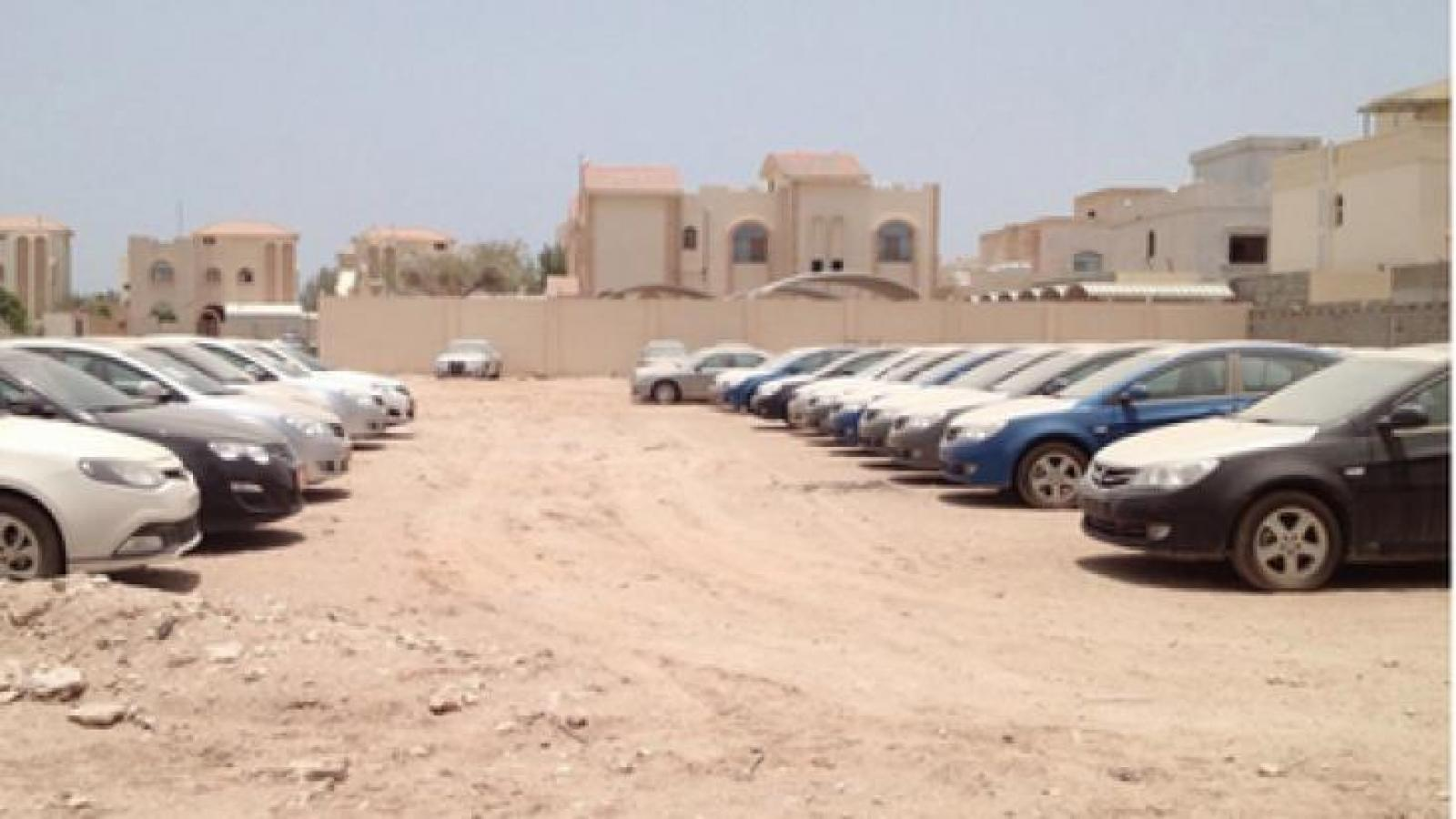 How to report an abandoned car in Qatar