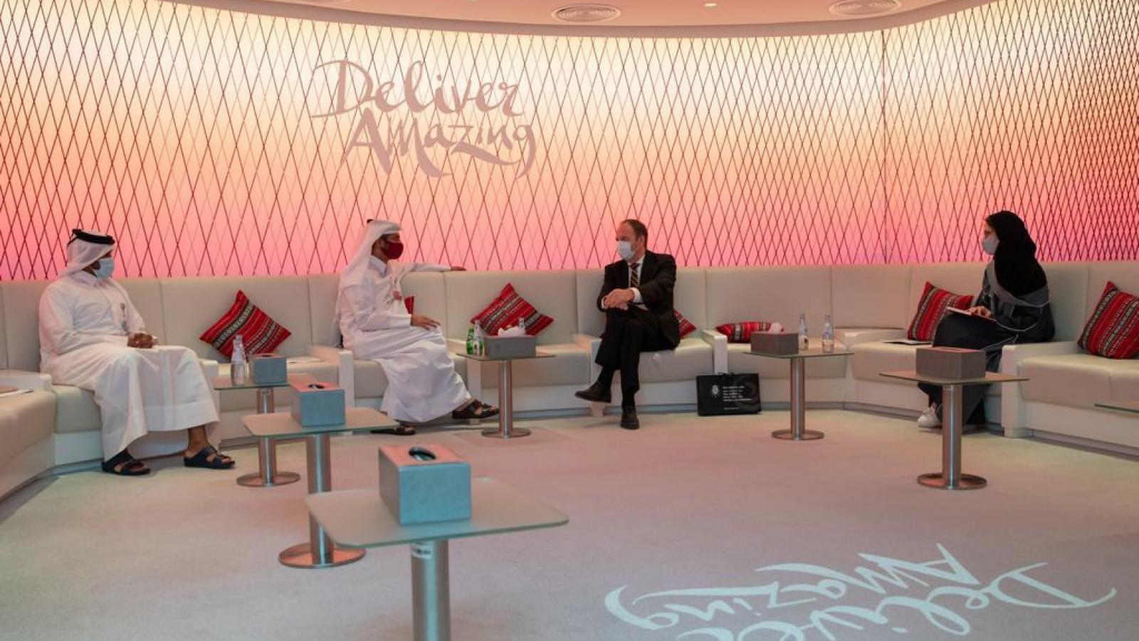 Belgian Ambassador praises Qatar's impressive FIFA World Cup 2022 preparations
