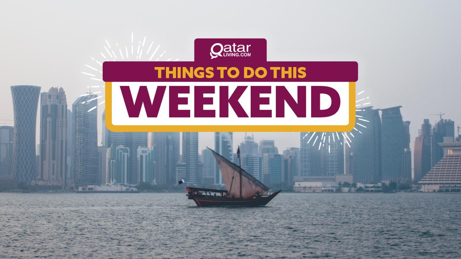 Five things to do in Qatar this weekend: November 5-7