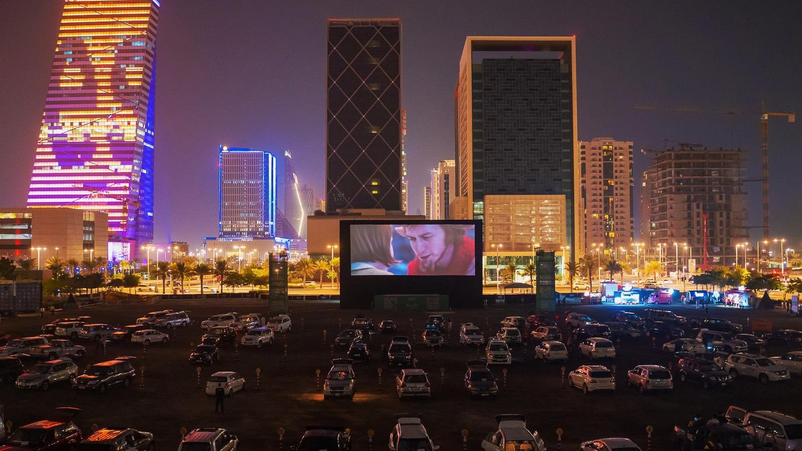 The 8th Ajyal Film Festival features drive-in cinema in Lusail