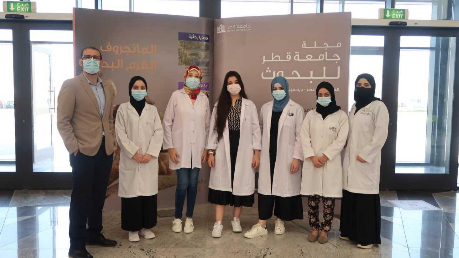 WATCH:QU's Biomedical Sciences Department showcases latest COVID-19 research