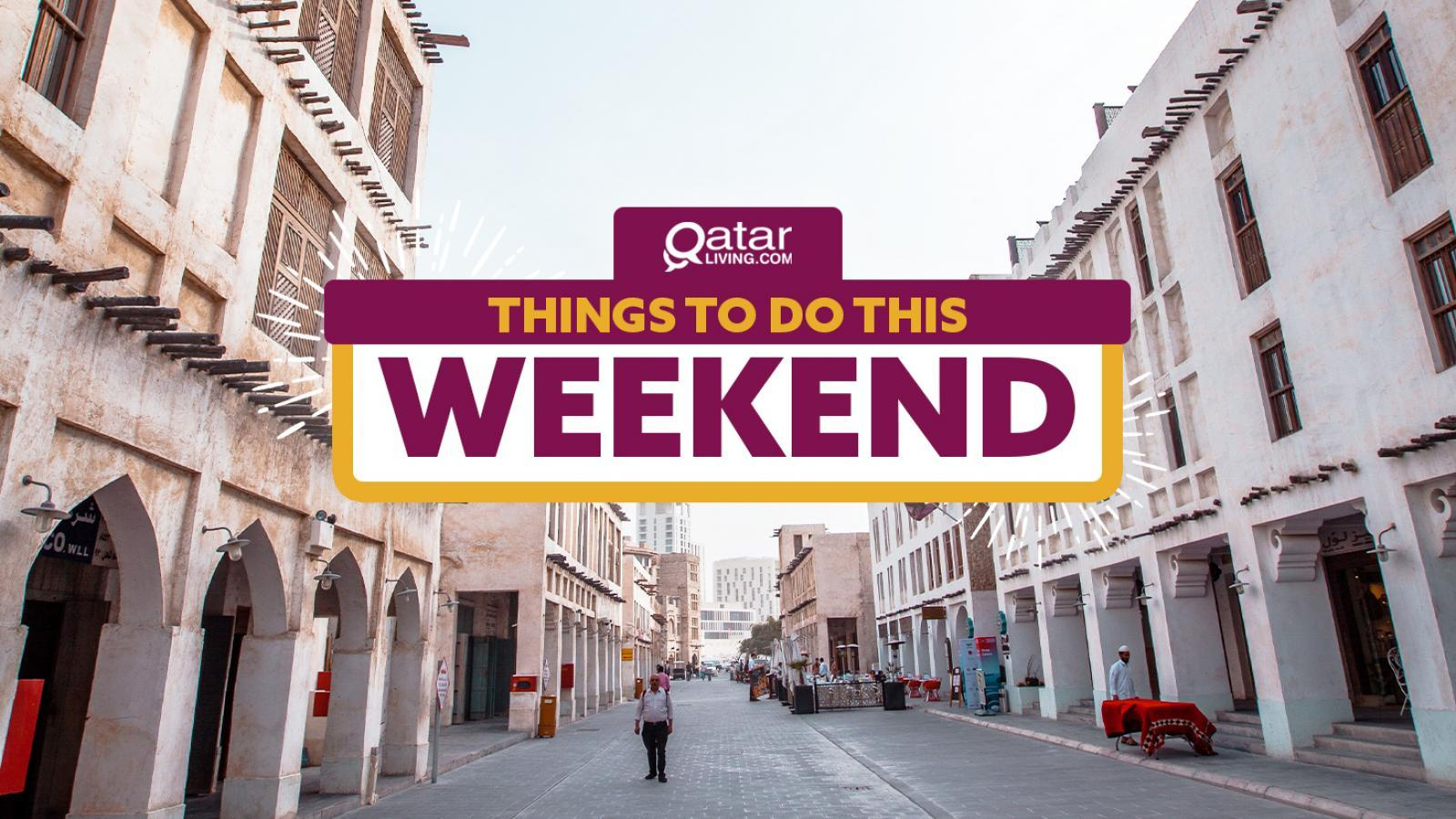Five things to do in Qatar this weekend: November 19-21