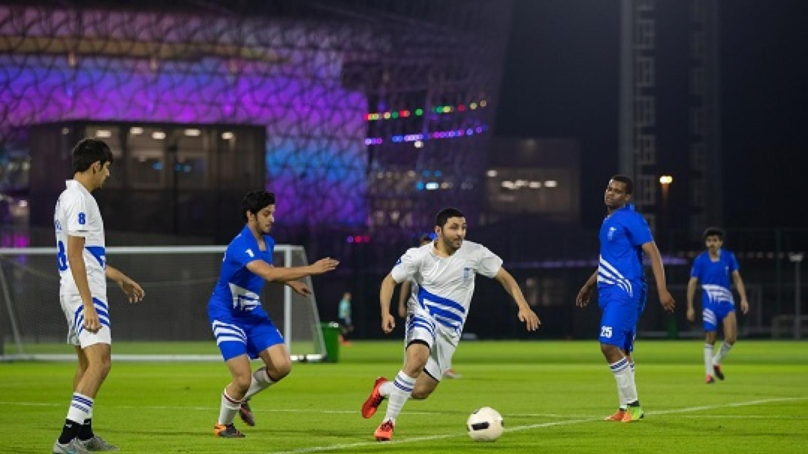 Qatar Community Football League to host football tournament at Qatar 2022 training sites