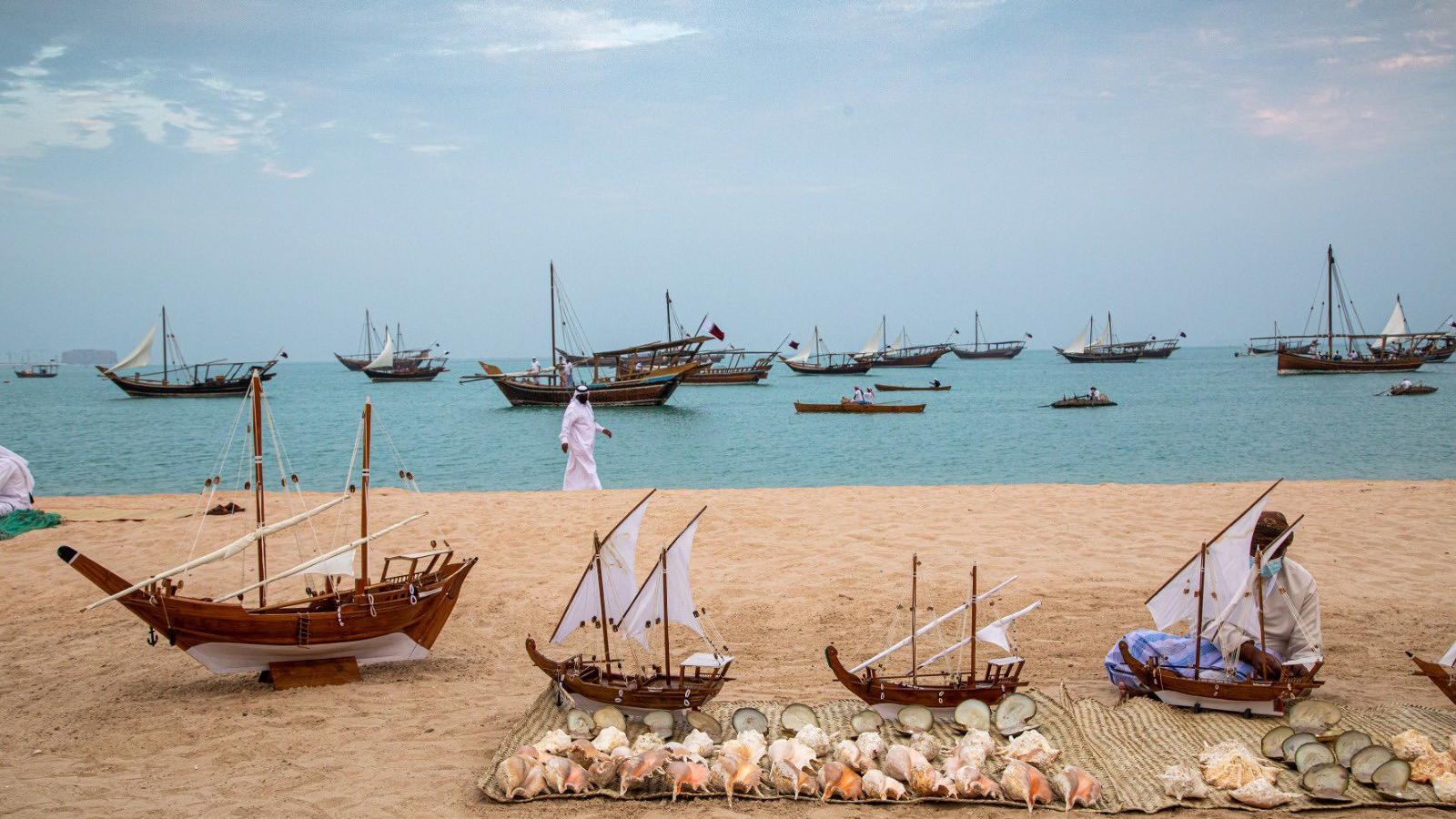 WATCH: 10th Katara Traditional Dhow Festival
