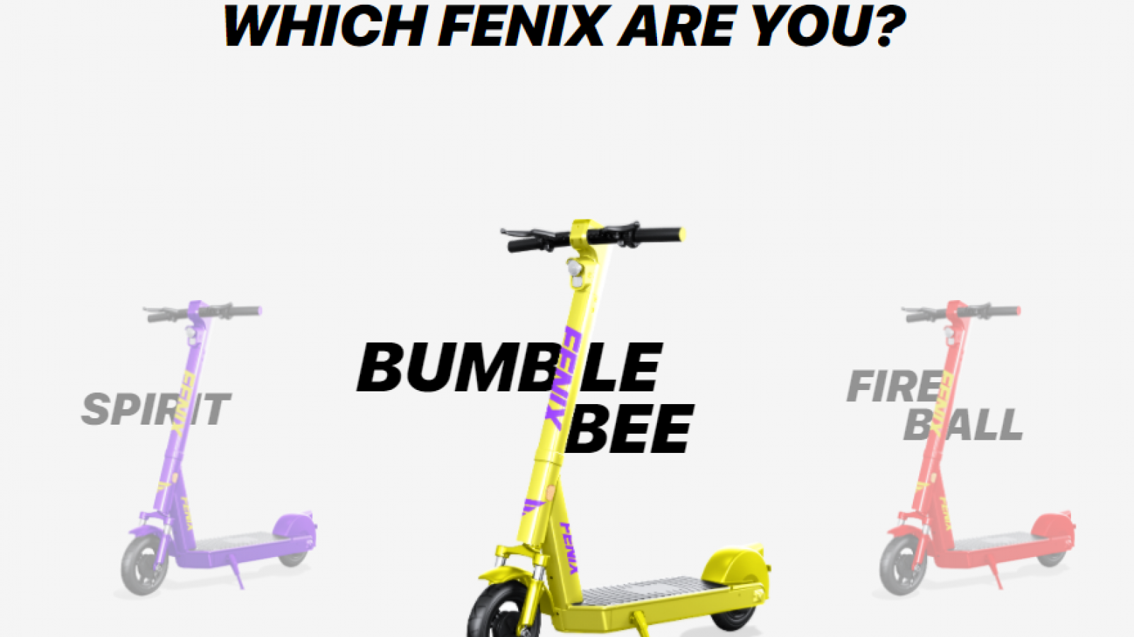 Fenix announces the launch of licensed e-scooter transport services in Qatar