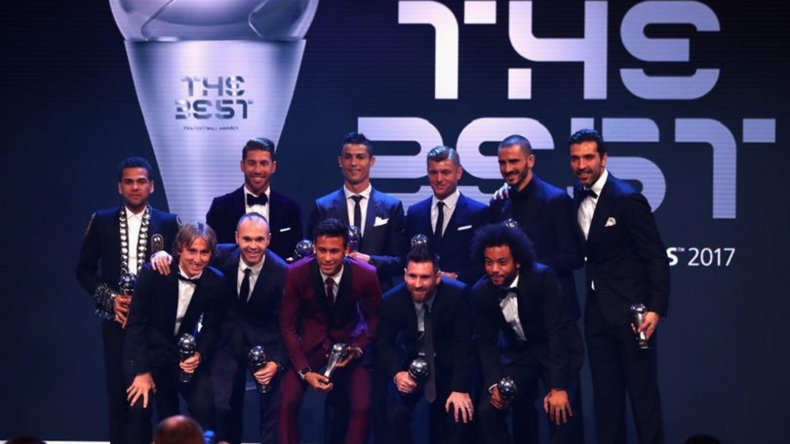 Finalists for the Best FIFA Football Awards 2020 announced