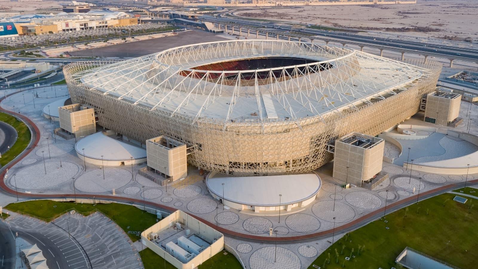 Al Rayyan Venue: A stadium that tells the story of Qatar