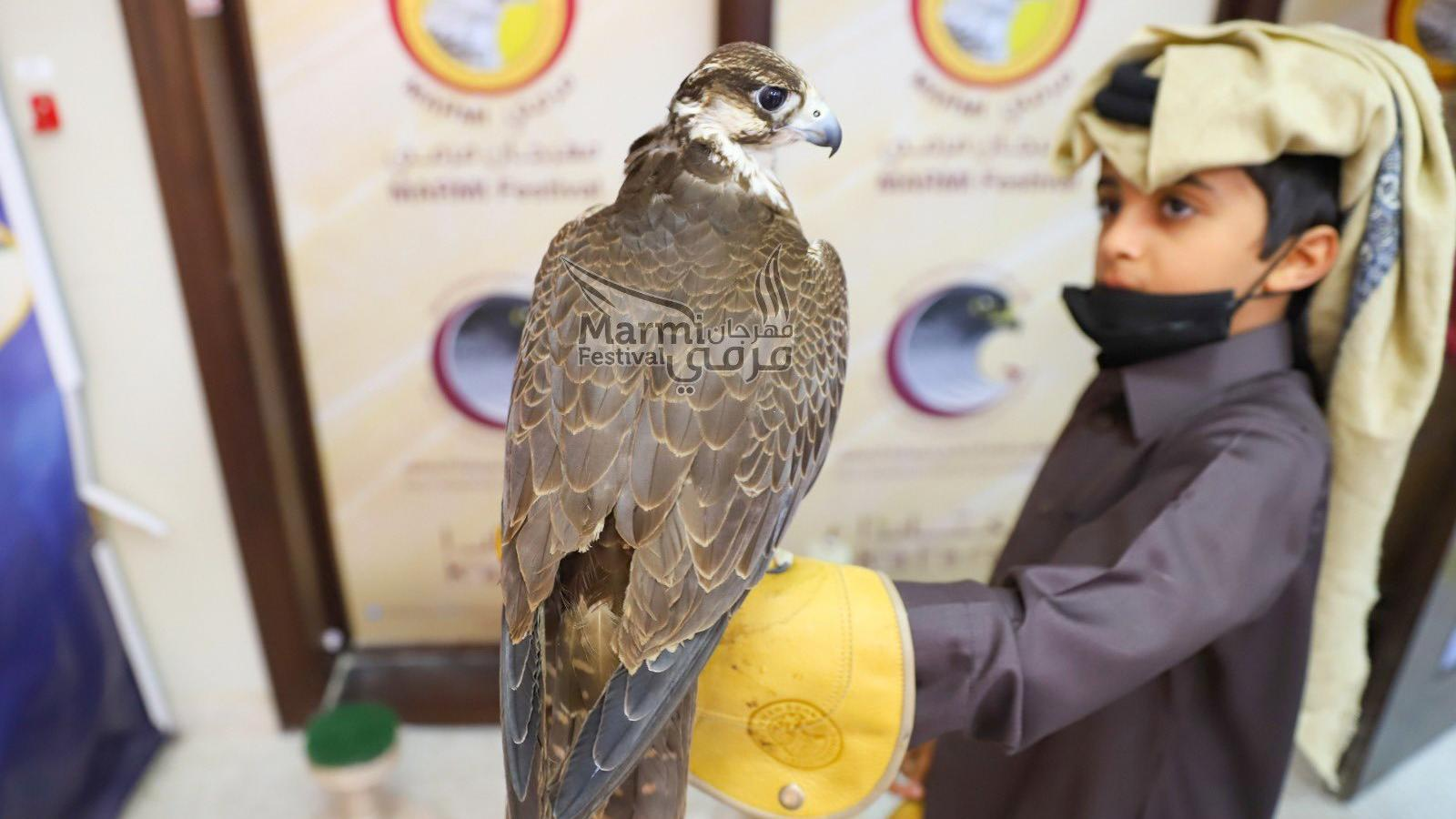 A start to the new year 2021, Qatari style, with the 12th edition of the Marmi Festival