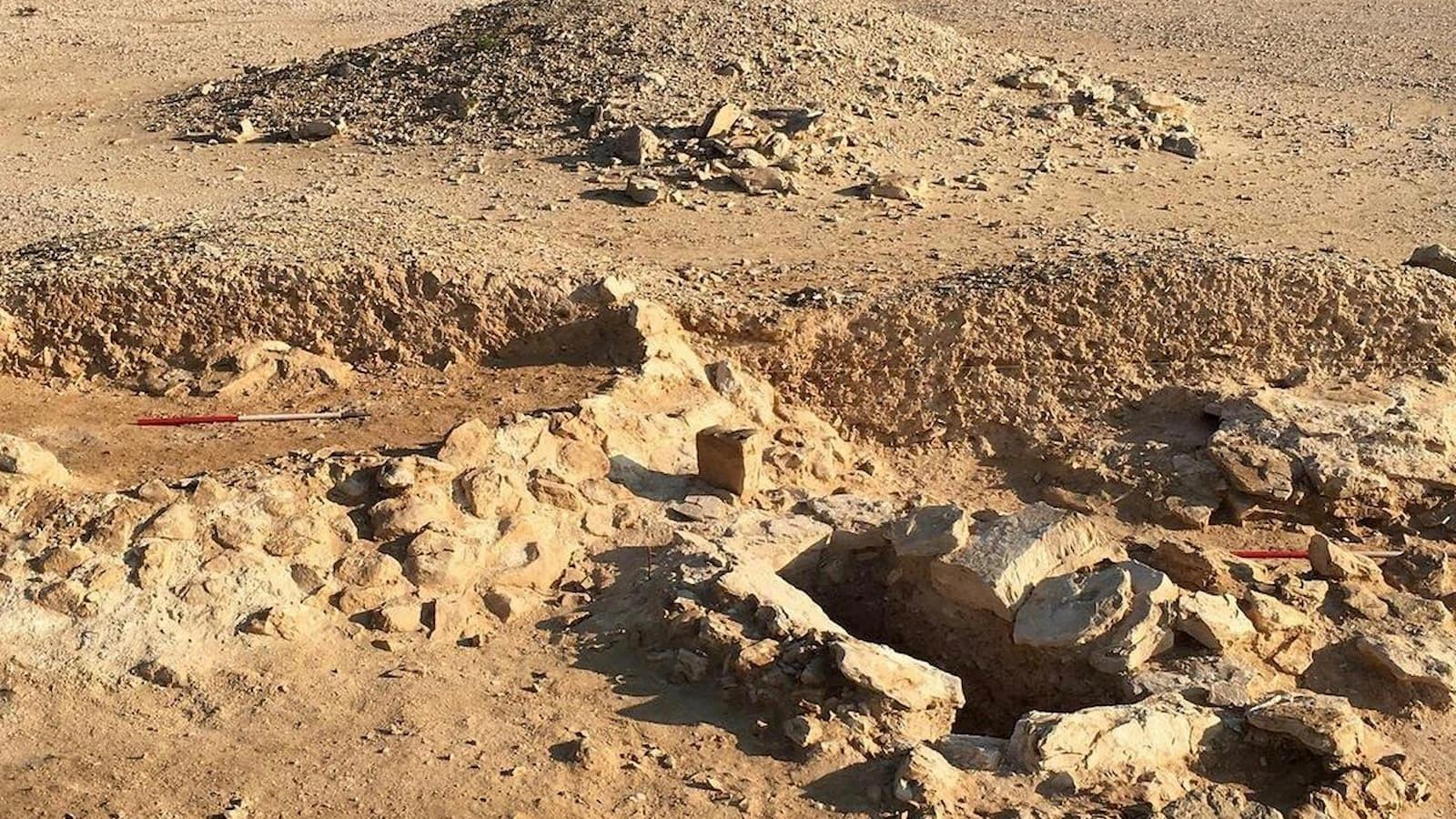 Qatar Museums makes new archaeological discovery in Asaila