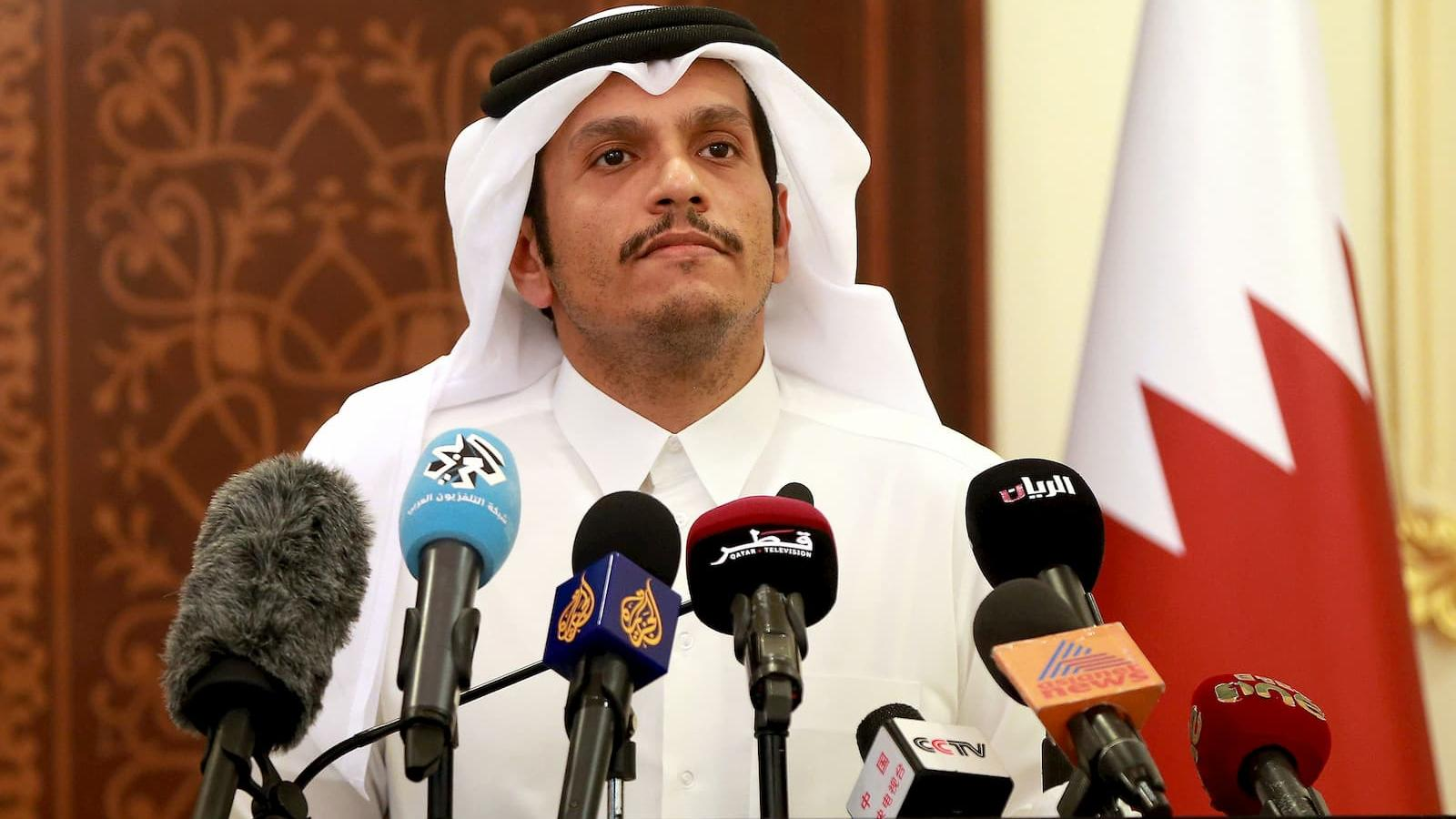 Some progress in communication with UAE, says Qatar's FM