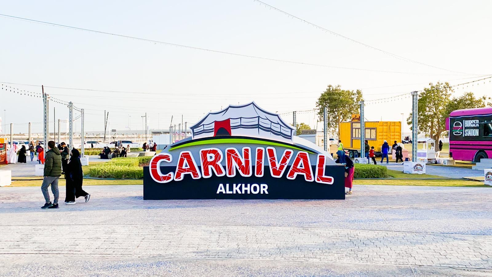 5 activities you can enjoy at the Al Khor Carnival Festival