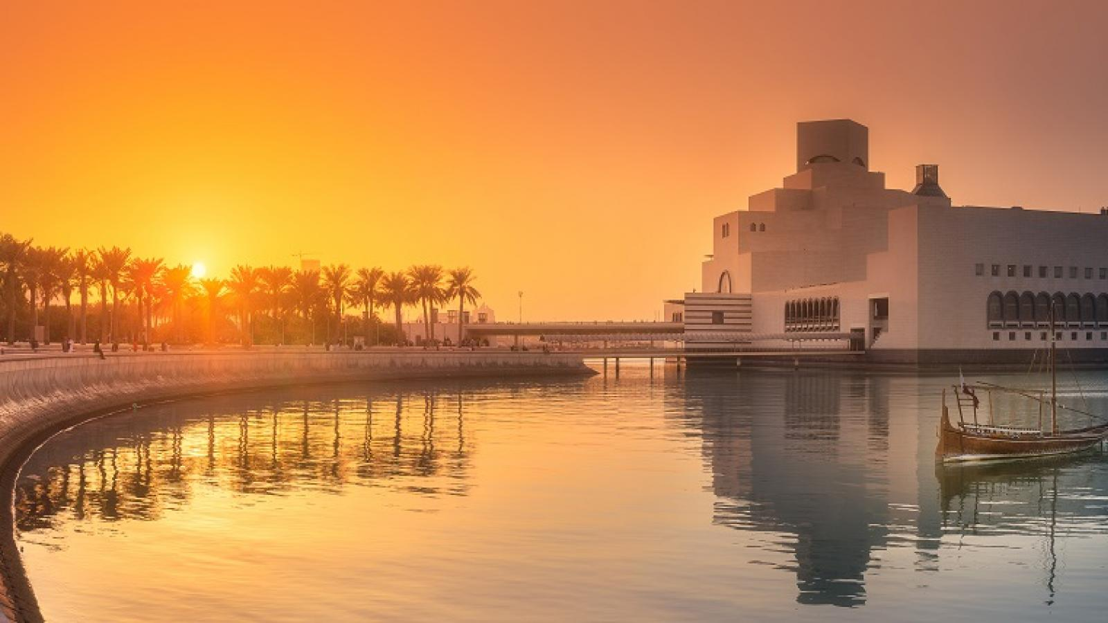 Explore more of Qatar with Qatar Museums' Monopoly challenge