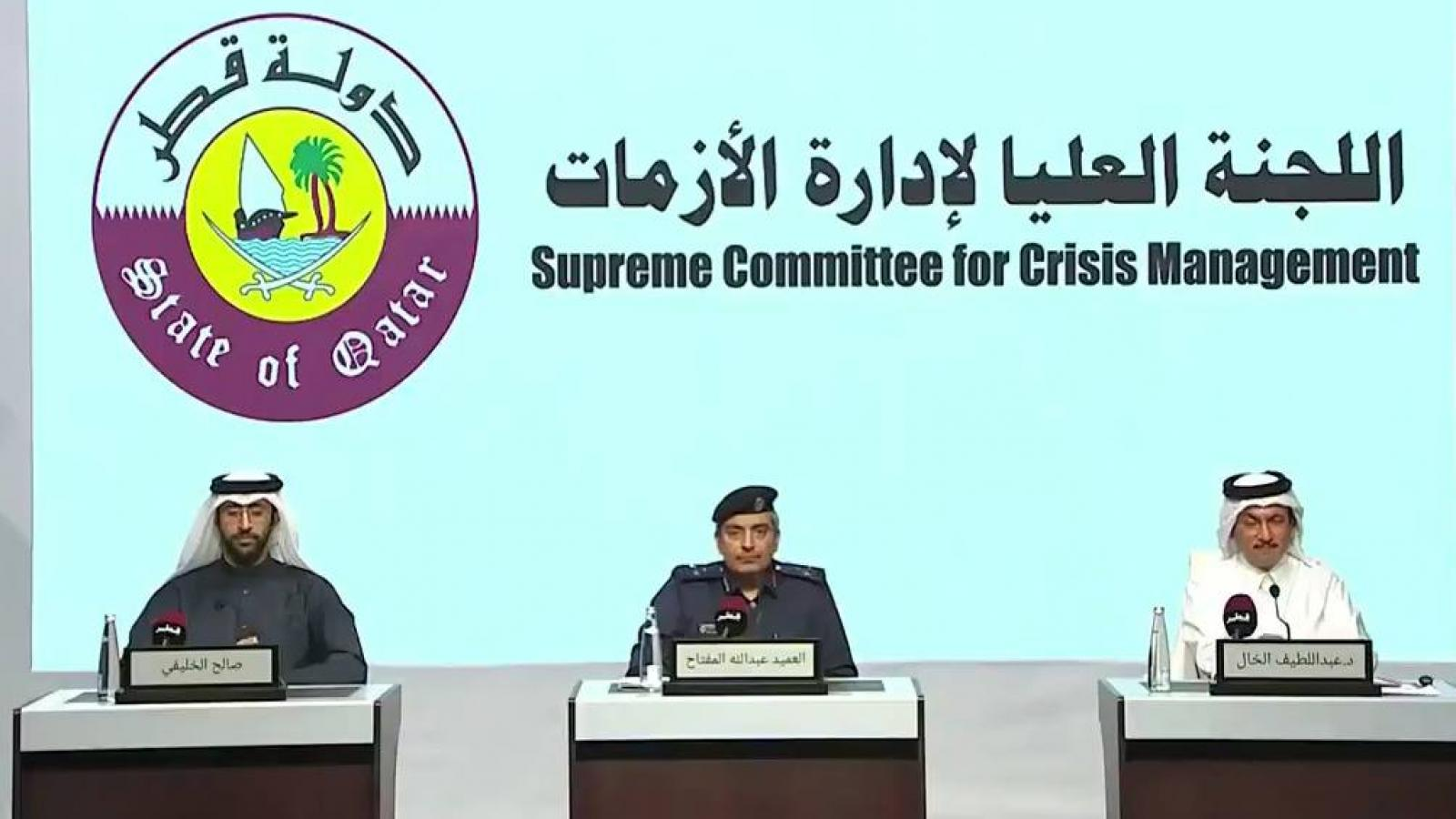 WATCH: Qatar reimposes four-tier restrictions plan to curb COVID-19