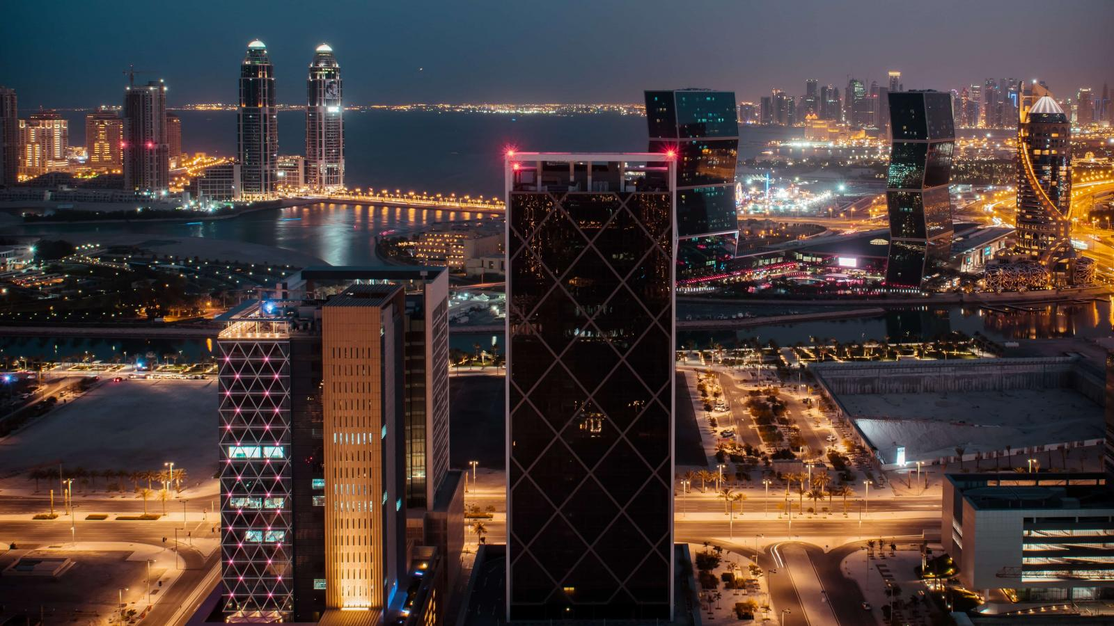 The breathtaking beauty of Lusail, Qatar's city of the future