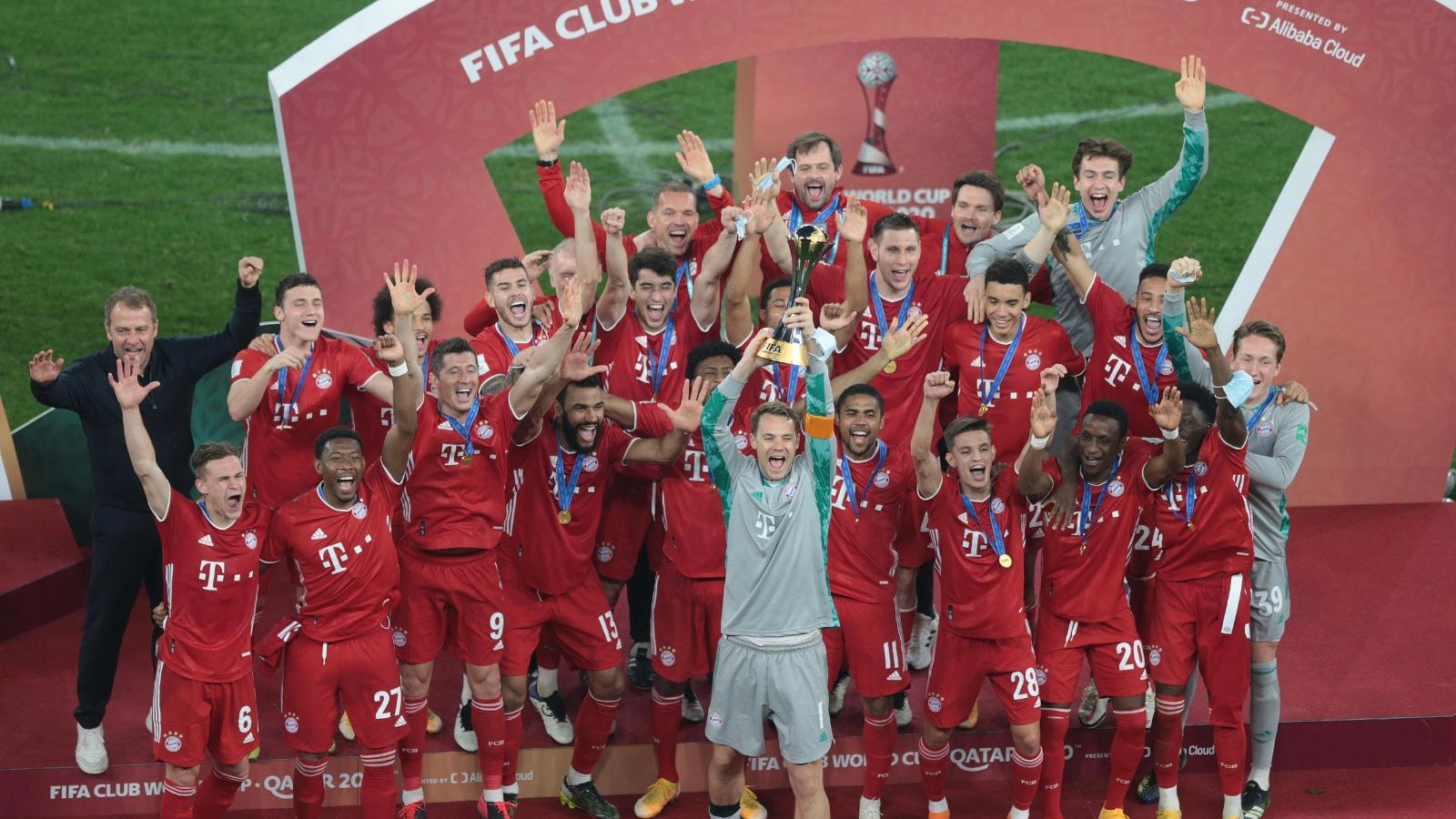 Countdown to 2022 continues after Qatar successfully hosts FIFA Club World Cup