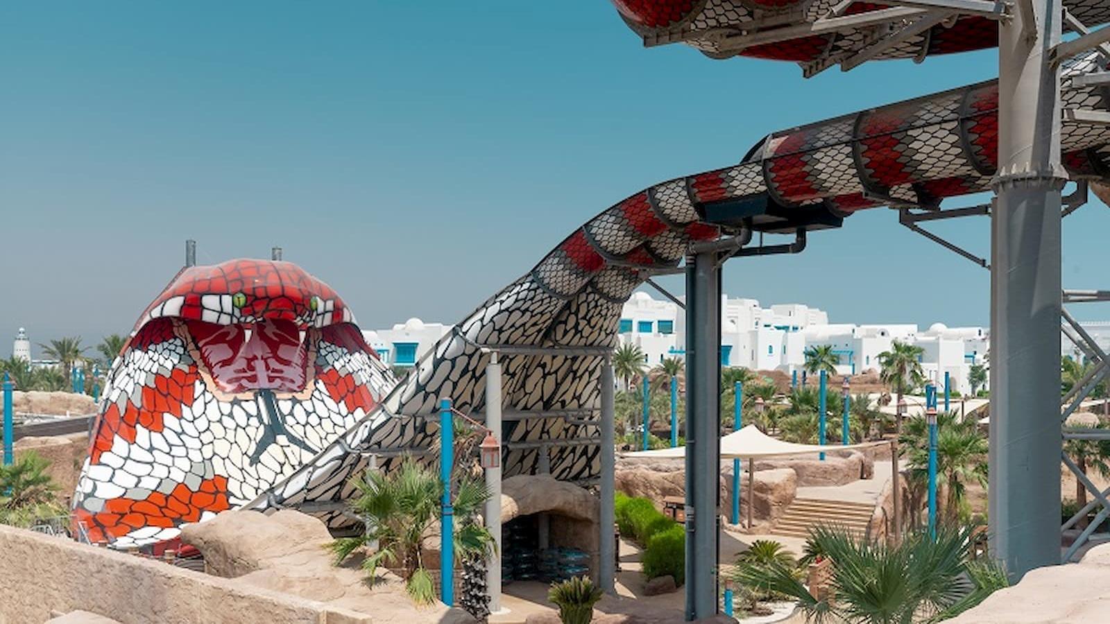 Exhilarating adventures await you at Desert Falls Water & Adventure Park