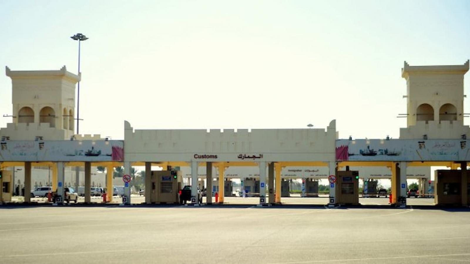 Import, export operations begin at Abu Samra border