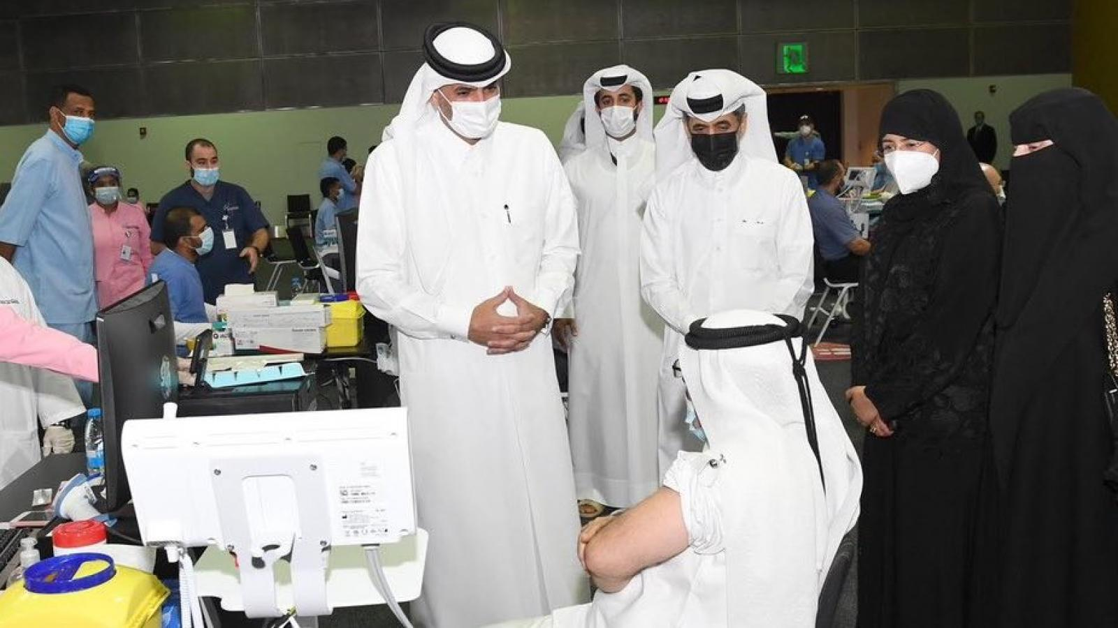 MoPH explains procedure for COVID-19 vaccination at QNCC