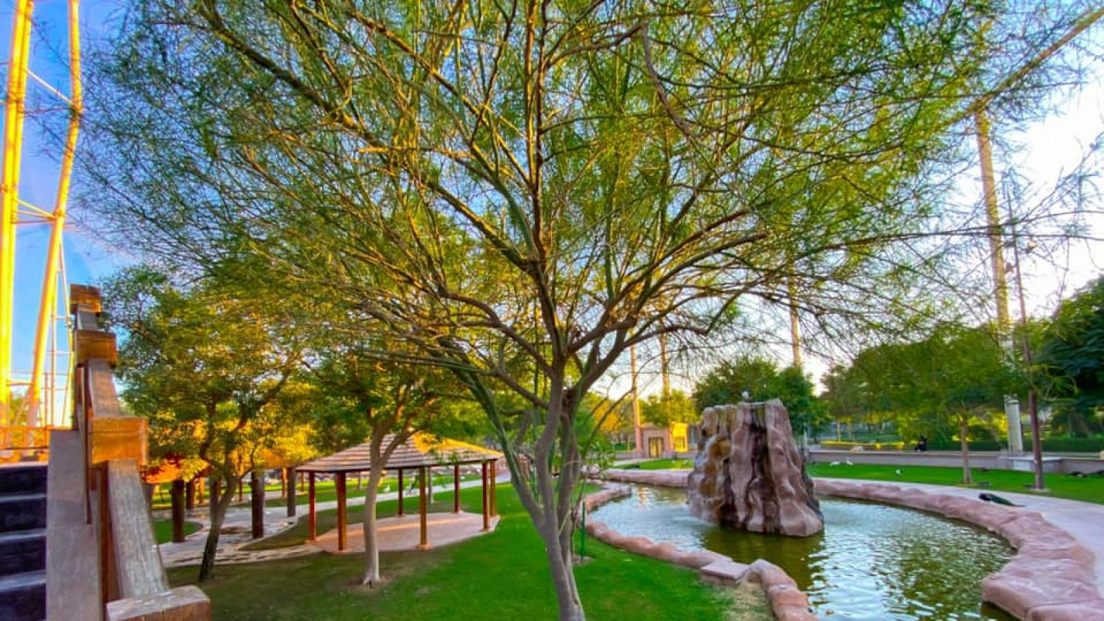 Five stunning parks to visit in Qatar