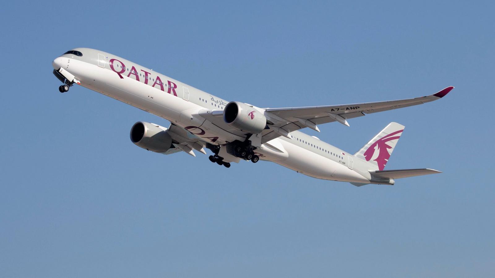 Qatar Airways named world's best airline by eDreams