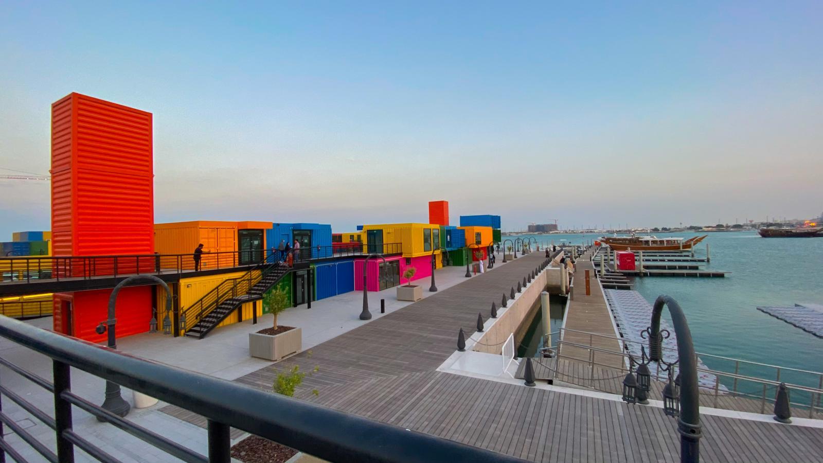 Here's a peek into Qatar's newest Box Park